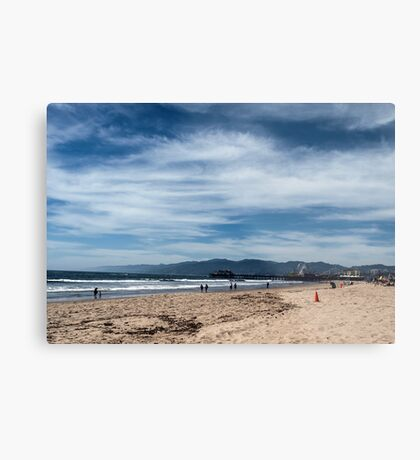 Love This Sky It Was So Peaceful At The Beach Today Metal Print