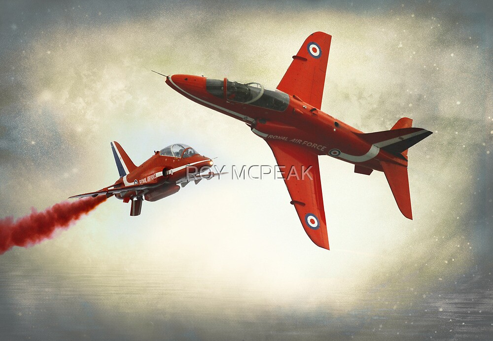 """""""Red Arrows"""" by peaky40"""