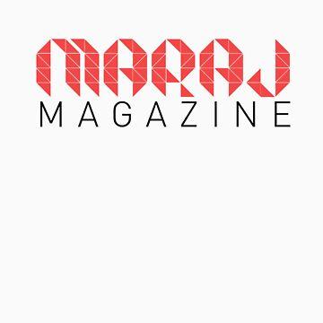 Maraj Magazine Shirt by MarajMagazine