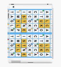 Words iPad Case/Skin
