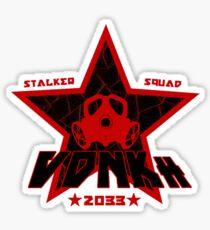 VDNKh Stalker Squad [Red Version] Sticker