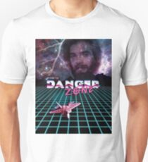BEYOND THE DANGER ZONE (OLD) Unisex T-Shirt