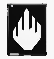 White Hand of Isengard iPad Case/Skin