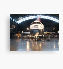 Shuttle Canvas Print