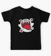 Super Mario - Boo Kader Kinder T-Shirt