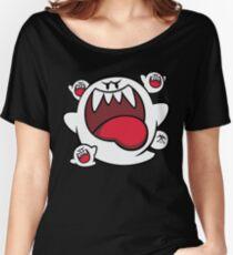 Super Mario - Boo Kader Loose Fit T-Shirt