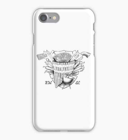 Spaghetti Kings iPhone Case/Skin