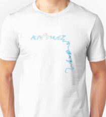 Cycling Alpe D'Huez Unisex T-Shirt