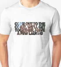 Die Hard - Come Out To The Coast T-Shirt