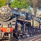 HDR Steaming. by Kit347