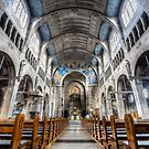 Saint George Church, Hockenheim (Germany) by Marc Garrido Clotet