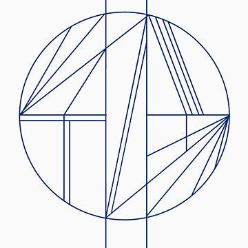 Geometric shapes by salodelyma