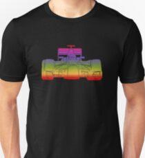 F1 Racing Car Multi Dot T-Shirt