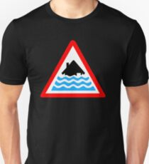 Severe Flood Warning Unisex T-Shirt