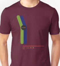 St. Clair 1966 station T-Shirt