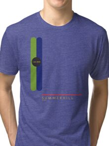 Summerhill 1966 station Tri-blend T-Shirt