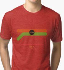 Bay-Yorkville 1966 station Tri-blend T-Shirt