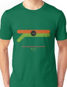 Bay-Yorkville 1966 station Unisex T-Shirt