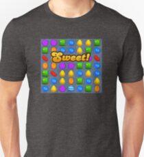 Sweet Candy Crush saga game Unisex T-Shirt