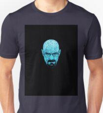 Walter White (Blue Gold) Unisex T-Shirt
