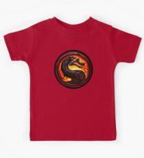 Mortal Kombat logo Kids Tee