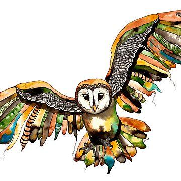 Indie Owl by k-bryant88