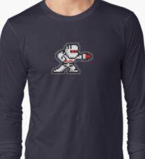 8-Bit ROM Long Sleeve T-Shirt
