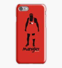 The Wrestler iPhone Case/Skin
