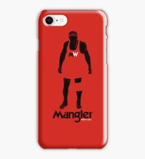 The Wrestler iPhone Case/Skin
