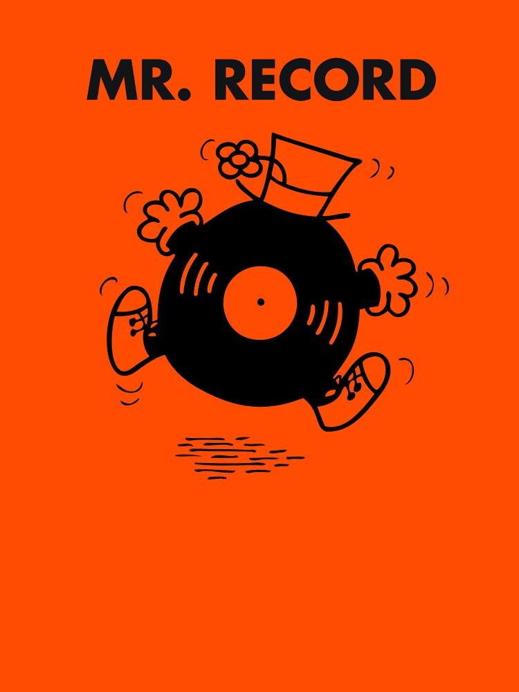 Mr. Record by jivetime