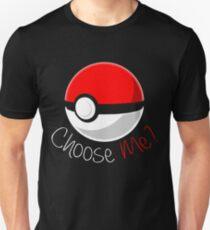 Pokemon - Choose Me? T-Shirt