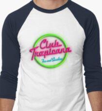 Club Tropicana Men's Baseball ¾ T-Shirt