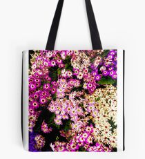 Flowers, Fitzroy Gardens Tote Bag