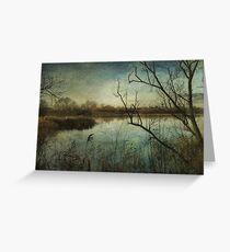 Waterlands Greeting Card