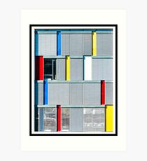 Office Building Art Print