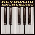 Keyboard Enthusiast by Gilberto Strapazon
