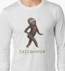 Sassquatch Long Sleeve T-Shirt