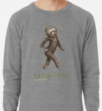 Sassquatch Lightweight Sweatshirt