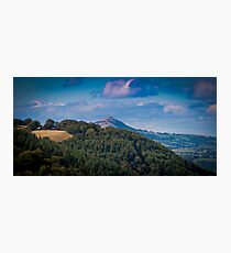 Landscape Wales United Kingdom Photographic Print