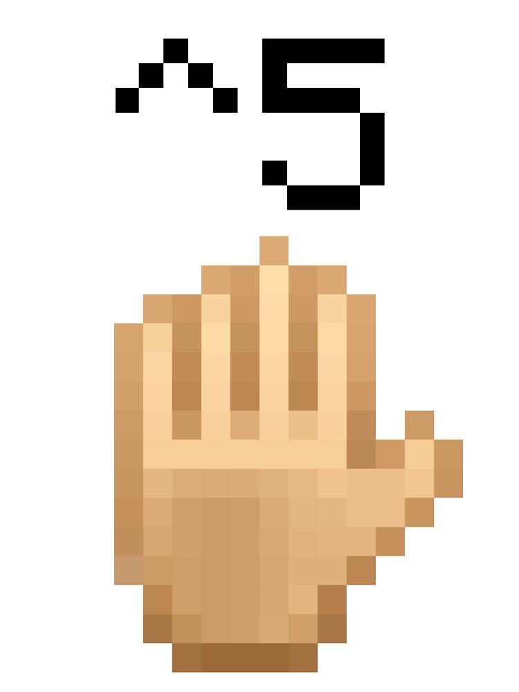 High Five! by Joels-Swag