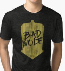 Bad Wolf Tri-blend T-Shirt