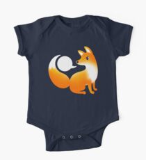 WHAT DOES A FOX SAY? One Piece - Short Sleeve