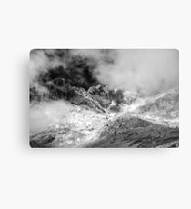 Cloud Burst Metal Print