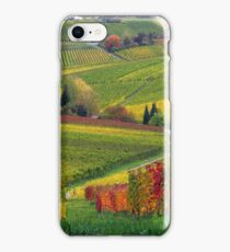 Vineyard Landscape #2 iPhone Case/Skin