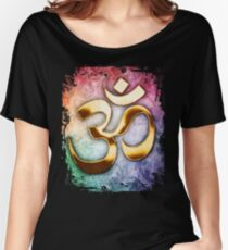 Om Meditation Women's Relaxed Fit T-Shirt