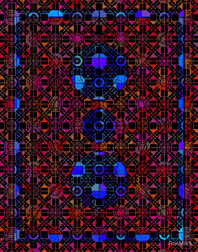 Pixel Backside by RonMock