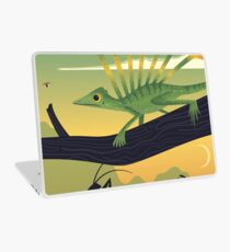 Longisquama Sunset Laptop Skin