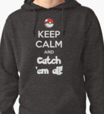 Catch 'em All! Pullover Hoodie