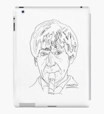 Patrick Troughton - 2nd Doctor iPad Case/Skin