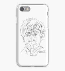 Patrick Troughton - 2nd Doctor iPhone Case/Skin